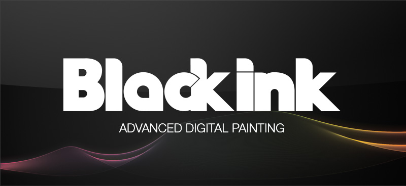 Black Ink logo